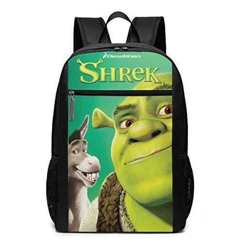 Zalfred Shrek 3 Cool Youth Backpack School Bag for School