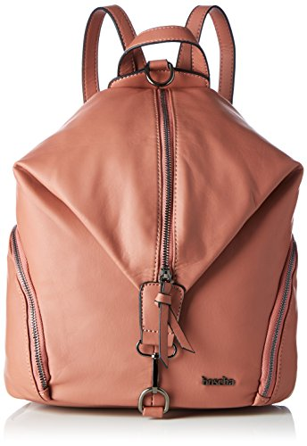 Boscha Backpack - Borse a zainetto Donna, Pink (Rose), 17x32x27 cm (L x H D)