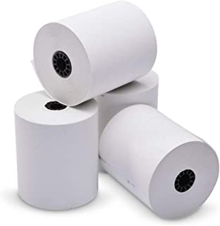 TEK POS Paper 3 1/8 in x 230 ft Thermal Paper - MADE IN THE USA - BPA Free (50 Pack)