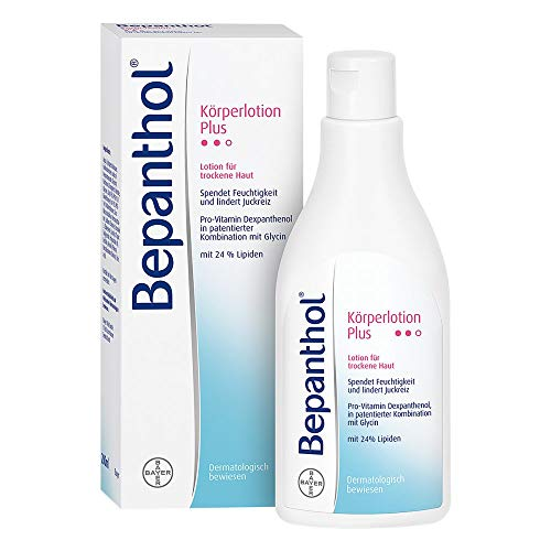 Bepanthol Koerperlotion plus, 200 ml 2293526