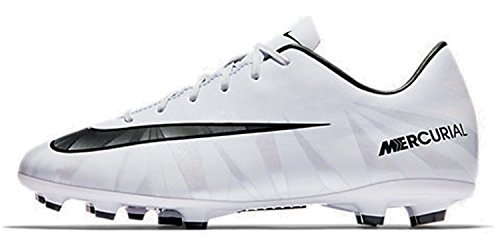 NIKE Mercurial Vapor XI Cr7 FG Jr 852489 401 - Zapatillas Unisex Adulto