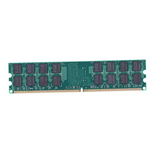 LKK-KK DDR2 de 4 GB Memoria RAM de 1,5 V 800MHZ PC2-6400 240 pines DIMM sin memoria intermedia de escritorio que no son ECC for la placa madre de escritorio