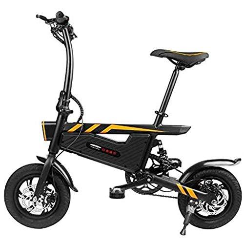 Bicicleta eléctrica para adulto adolescente plegable E-Bike con motor de 250 W...