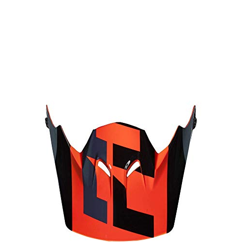 Fox 17763 Visière de rechange pour casque de rampage Orange