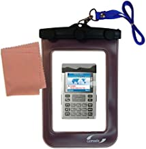 underwater case for the Samsung SGH-P300 - weather and waterproof case safely protects against the elements
