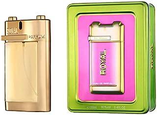 LONKOOM ROYAL FOR WOMEN Woody-Spicy Fragrance Women's Perfume Eau De Parfum Spray 100ml