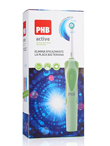 PHB 32469 - Cepillo Eléctrico Active, Verde