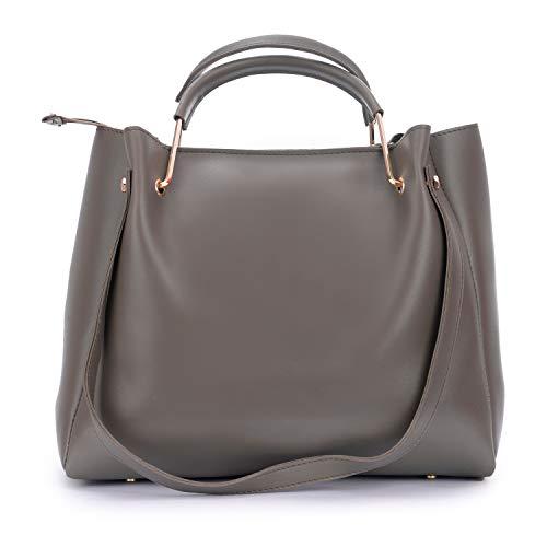 GUYZ N GIRLS Stylish Latest Women's PU Leather Hand bag ComboLight Green (1 Hand Bag, 1 Sling Bag, 1 Wallet)