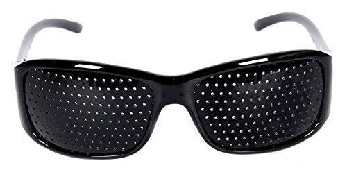 FreshGadgetz Unisex Eyesight Vision Care, lunettes à grille améliorées pour entraînement des yeux.