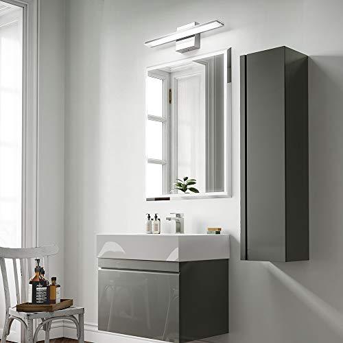 Brivolart Bathroom Vanity Lights 16 Inch 9w Led Bathroom Vanity Light Fixtures Modern Bathroom Light Fixtures 6000k Buy Online In India At Desertcart In Productid 140085928