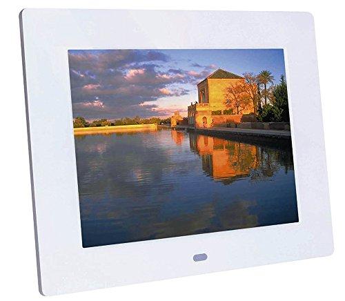 Braun Photo Technik DigiFrame 850 - Marco Digital (USB 2.0, 800 x 600 Pixeles, TFT, 4:3, 100-240 V, 50/60 Hz)