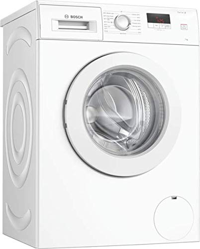 Bosch WAJ28008GB Serie 2 Freestanding Washing Machine 7kg 1400spin - White