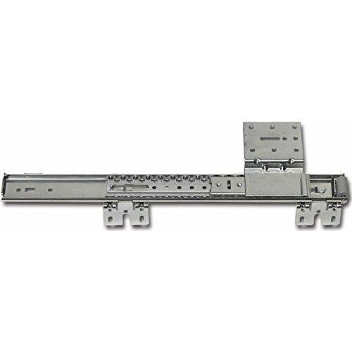 acero inoxidable L 500/mm accuride 103360184/ds5321/bola jaula Gu/ía de /überauszug