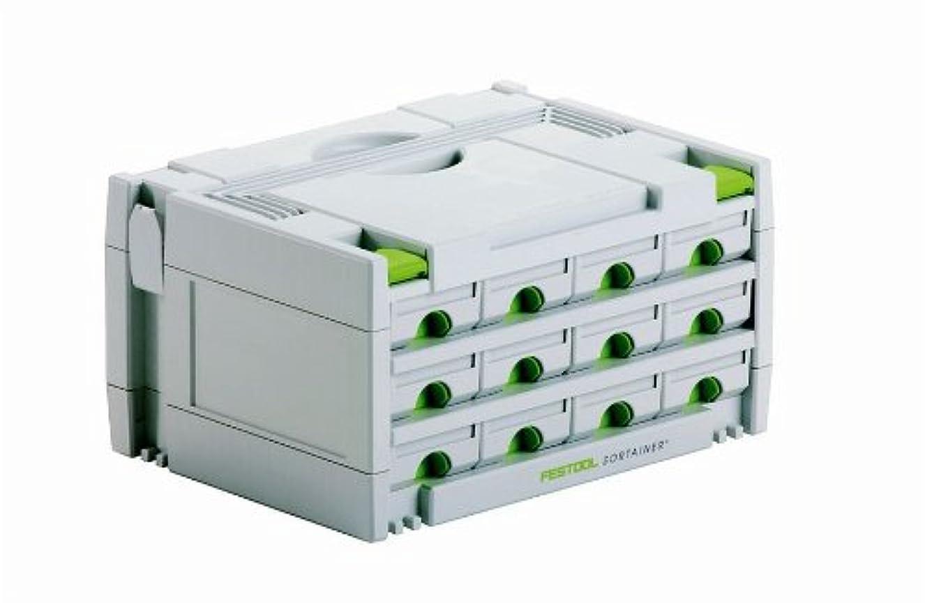 技術者禁じる信頼性のあるFestool 491986?12-drawer Sortainer