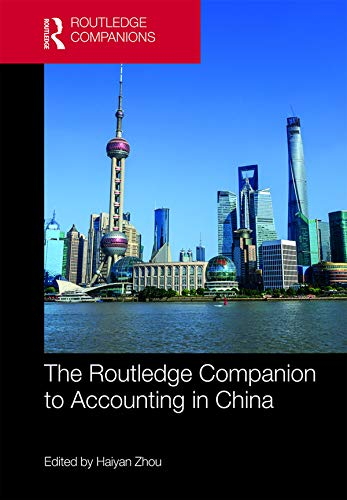 The Routledge Companion to Accounting in China (Routledge Companions in Business, Management and Marketing) (English Edition)
