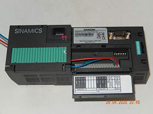 SIEMENS Sinamics Control Unit CU 230-2DP 6SL3243-0BB30-1PA2, PROFIBUS, Ver: 04-V4.70 mit 24 Volt LOGO! Power 6EP1331-1SH02 als Geschenk zum strten und Handbuch, war Ersatzgerät ohne OVP