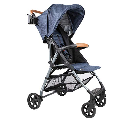 The Tour+ Luxe (Zoe XL1) - Best Everyday Single Stroller with Umbrella - Tandem Capable - UPF 50+ - Lightweight