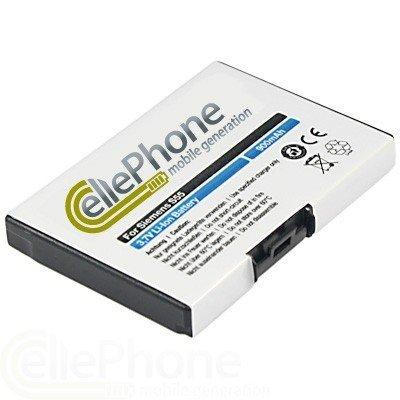 cellePhone Akku Li-Ion kompatibel mit Siemens C55 A51 A52 A55 A57 A60 A62 A65 A70 A75 C60 M55 MC60 S55 (Ersatz für EBA-510)