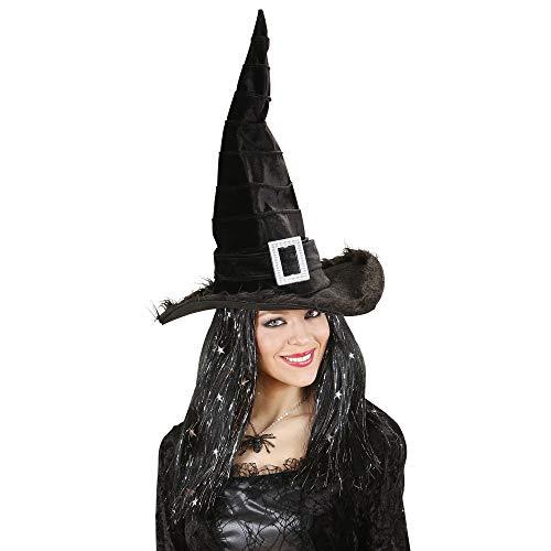 Widmann tessuto Cappello da travestimento Donna, Multicolore, 5499H