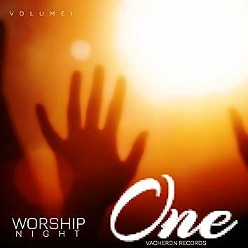 Worship Night, Vol. 1