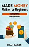 Make Money Online For Beginners Trading Forex: Introduction to Foreign Currency Trading and Investing (Forex Boot Camp Book 1) (English Edition)