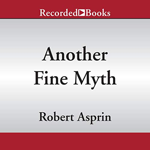 Another Fine Myth Audiobook By Robert Asprin cover art