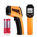 Snoblass Infrared Laser Thermometer Gun, -58℉- 750℉(-50℃ - 400℃)Non-Contact Digital...