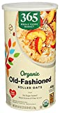 365 by Whole Foods Market, Oats Old Fashioned Rolled Organic Canister, 42 Ounce
