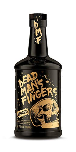 Dead Man´S Finger Spiced Rum - 700 ml