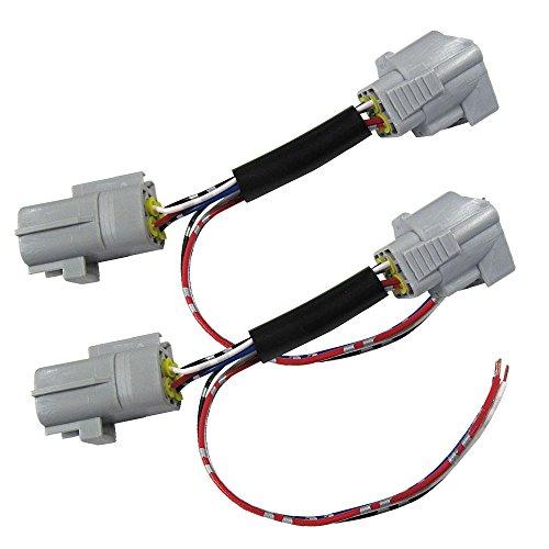 LEDリフレクター 電源取り出しキット 2個set 【トヨタ C-HR用】 / (HD1213) / CHR