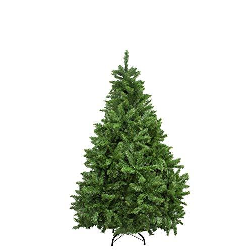 MAURER 5480011 Árbol De Navidad Deluxe 180 cm. 1100 Ramas PVC