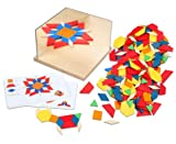 Betzold 756102 - Eckspiegel zum Muster Legen, Geometrie Geometrische Formen Kinder Mathematik...