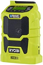 Ryobi ZRP742 18V ONE+ Compact Radio with Bluetooth Renewed