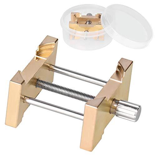 Soporte Accesorio Soporte para movimiento Material de hierro ajustable Reloj para relojeros Durabilidad Accesorios profesionales Fácil de sujetar