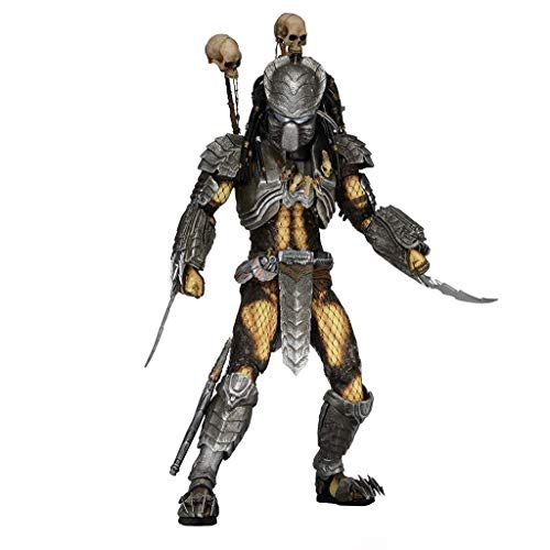 "Jiaming Predator 7"" Scale Action Figure Serie 14 Chopper Action-Figur"