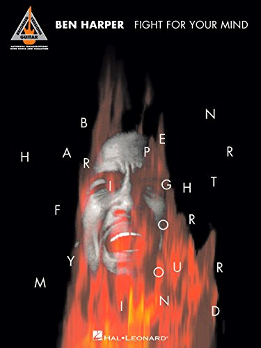 Hal Leonard Ben Harper - Fight For Your Mind Guitar Tablature Songbook