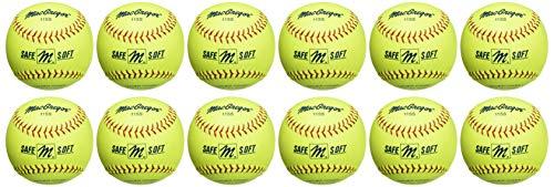 MacGregor Safe/Soft Training Softballs (DZN)