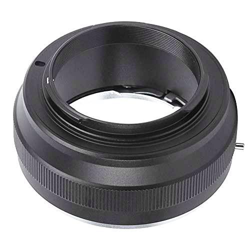 Anillo Adaptador para Cuerpo de cámara sin Espejo para para Canon EOS M EF-M para Lente de Montaje para para Minolta MD