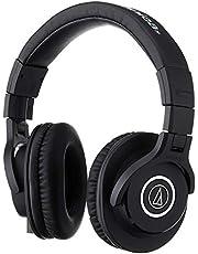 Audio Technica (Ath-M40X) Monitor Professionali (Black)