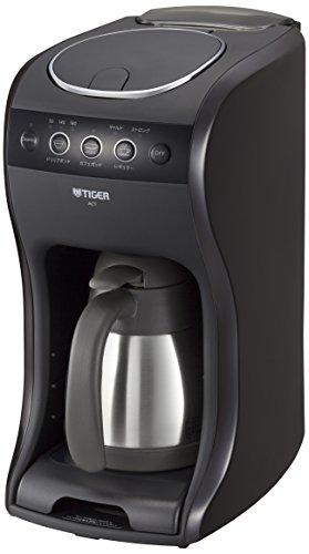 タイガー コーヒーメーカー 4杯用 真空 ステンレス サーバー ローストブラウン カフェバリエ ACT-B040-TS