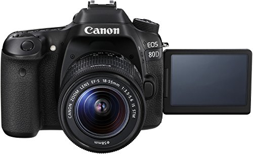 Canon EOS 80D Kit Test - 3