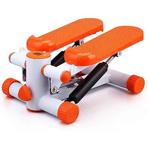 WYJW Unter Schreibtisch Ellipsentrainer, Mini-Heimtrainer Heimtrainer Mini-Ellipsentrainer mit rutschfestem Pedal, leiser und kompakter Home-Office-Trainer Fitness