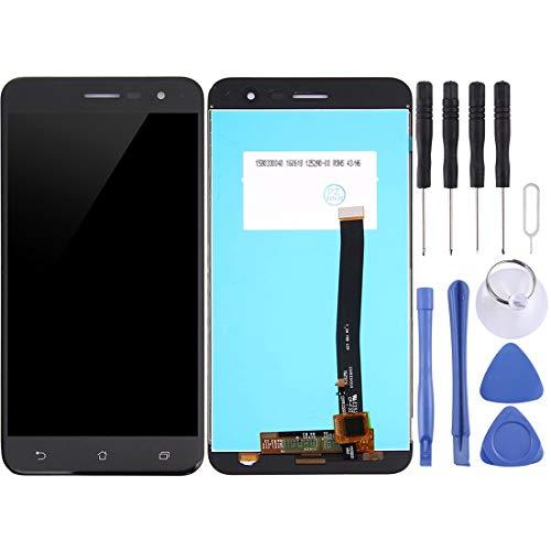 Mingxian Pantalla LCD y digitalizador Asamblea Completa for ASUS ZenFone 3 / ZE520KL (Negro) (Color : Black)