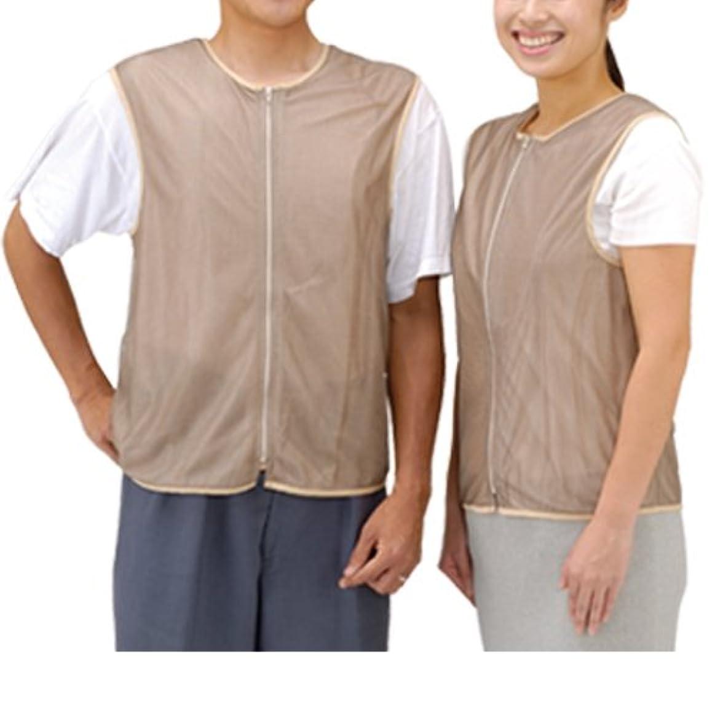 MGベスト【ペースメーカ?ICD?CRT用電磁波防護服】(左胸埋込-Mサイズ-1年間品質保証)