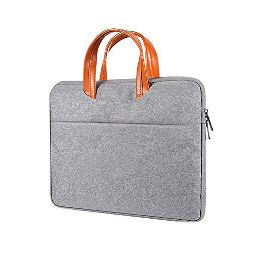 oinna Bolso de mano sencillo para negocios, multifunción, mochila de viaje, apta para portátiles de 40,5 x 29,5 x 3 cm