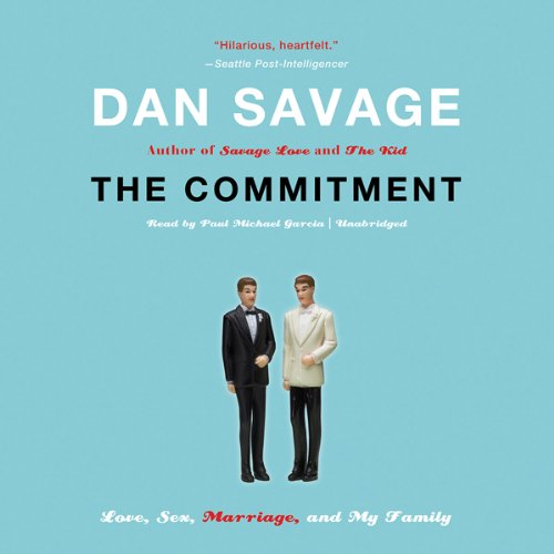 The Commitment audiobook cover art