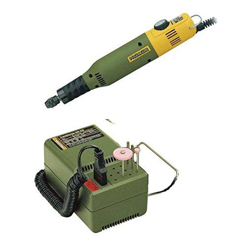 Proxxon 28510 Micromot 50/E 12-Volt Rotary Tool, Micromot NG 2/S AC Adapter