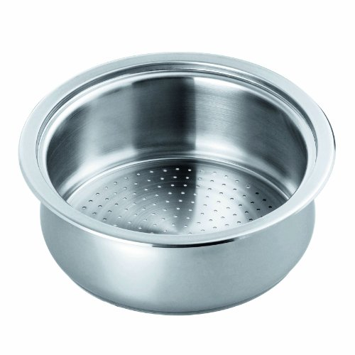 Kuhn Rikon Steamer Insert for Durotherm Cooking Pot, Perforated, Ø 18 cm, 2 L, 3815
