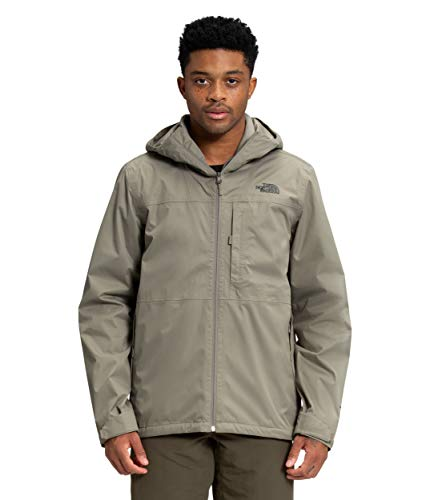 The North Face Men's Arrowood Triclimate Jacket, Mineral Grey/Mineral Grey, XXL