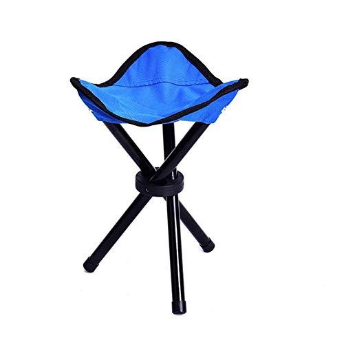 Silla de camping portátil ultraligero plegable Mochila Pop Up Silla plegable portátil ligero de ex